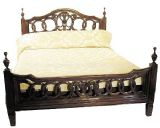 Karine French Bed Single